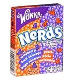 #8: Wonka Wildberry and Peach Nerds 1.65 OZ (46.7g)