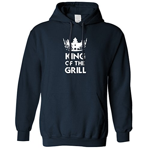 king-of-the-grill-bbq-chef-cook-masterchef-burger-steak-grilling-hoodie