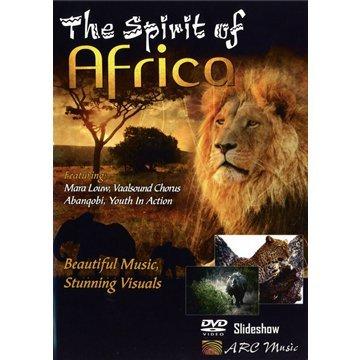 Den Geist Afrikas [DVD] und [Import]
