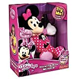 Mickey Mouse Clubhouse Bedtime Glow Minnie