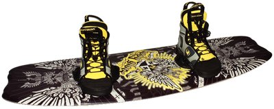 Body Glove Phase 5 Wakeboard Package wtih Trio