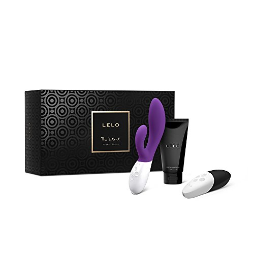 Lelo The Intent Gift Set for Women & Couples: Stimulator, Sound Active Massager & Moisturizer (Tiani 2 compare prices)