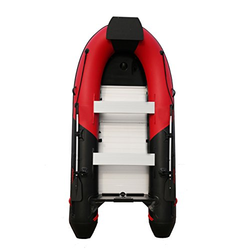 9.8'inflatable Boat Fishing Boat Tender Dinghy Raft Zodiac Mercury Avon Type