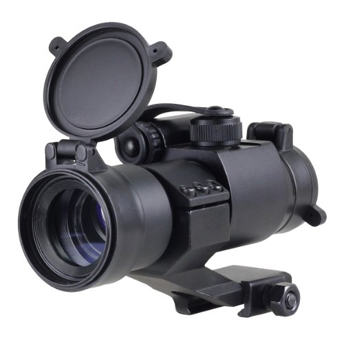 1X 32 M2 Tactical Holographic Reflex Red / Green Dot Sight Scope Picatinny Rail