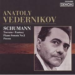 ヴェデルニコフ(P)  ロシア・ピアニズム名盤選24 ヴェデルニコフ/シューマンの商品写真