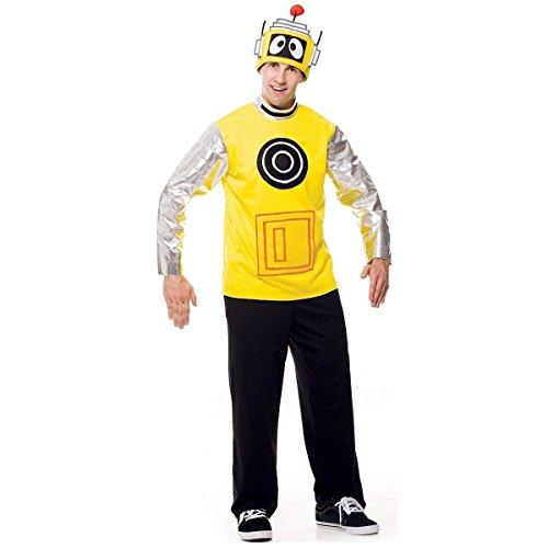 GSG P (Yo Gabba Gabba Costumes For Adults)