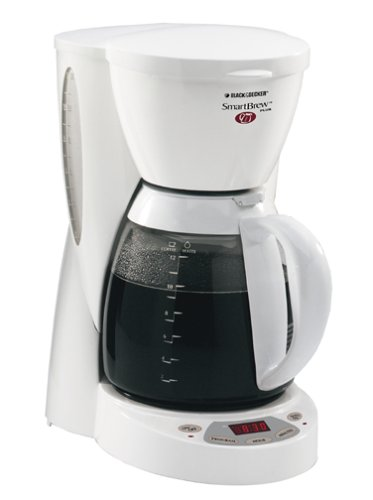 Better Chef 12-Cup Coffee Maker, Red www.cafibo.com
