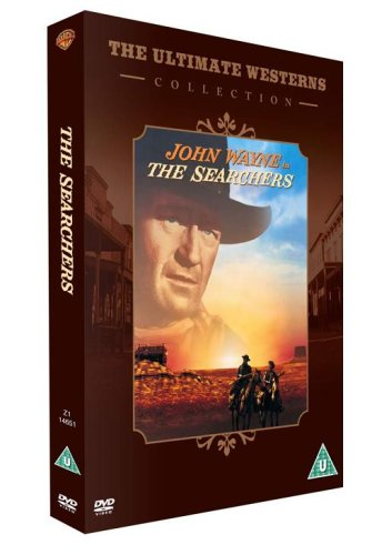 The Searchers  [DVD] [1956]