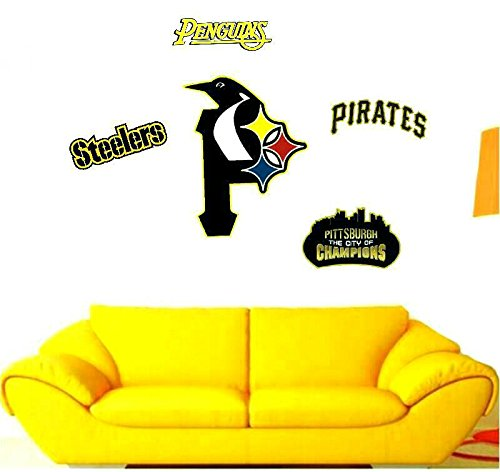 Steelers Penguins Pirates Steelers Pirates Penguins