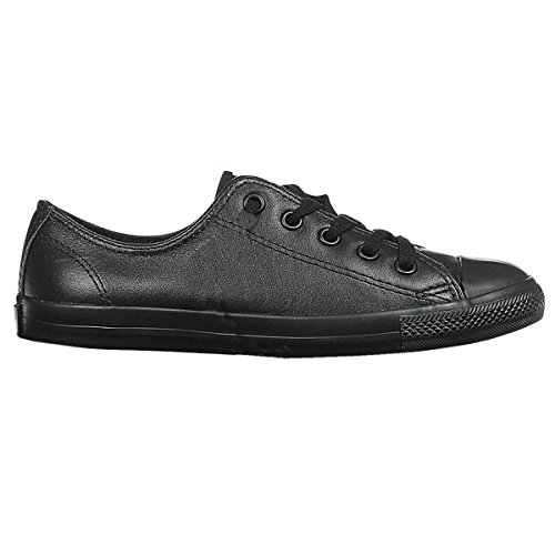 converse-womens-chuck-taylor-all-star-dainty-black-low-top-trainers-6