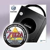 GameCube Console - Legend of Zelda Bundle - Black