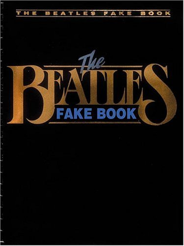 The Beatles Fake Book C Edition