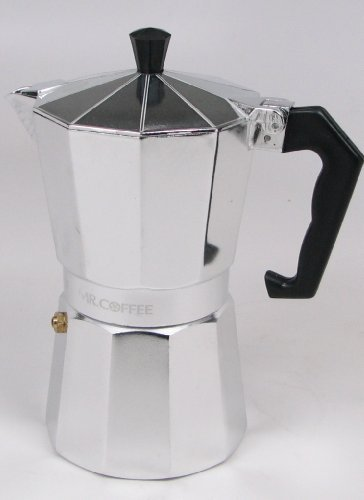 Mr. Coffee 6-Cup Traditional Stove Top Espresso Maker