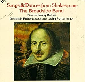 Songs & Dances from Shakespeare