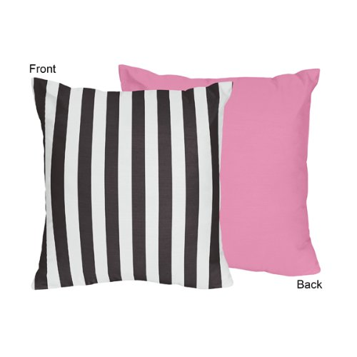 Black White And Pink Bedding 6871 front