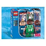 Lego NBA Collectors 6 - Paul Pierce - Steve Nash - Jerry Stackhouse