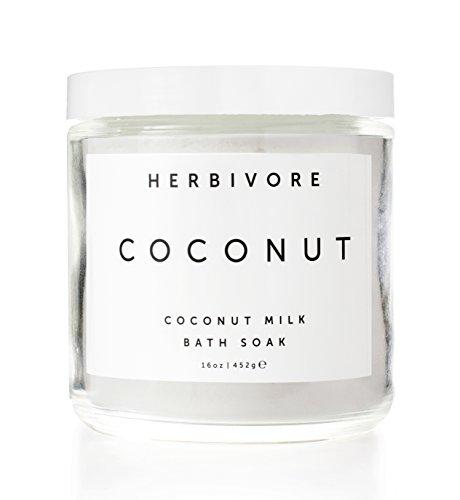 Herbivore Botanicals - All Natural Coconut Milk Bath Soak (16 oz) All Natural Bath