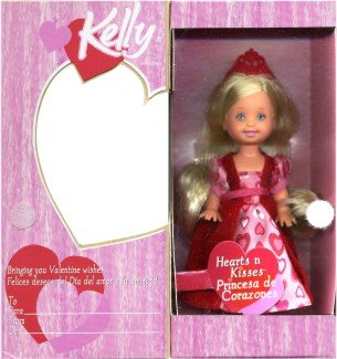 Kelly ~ Hearts and Kisses - 1