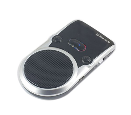 CNCbetter Car Bluetooth hands-free Bluetooth Sound Quality Clear Large Volume Sun Shading Plate Solar Energy