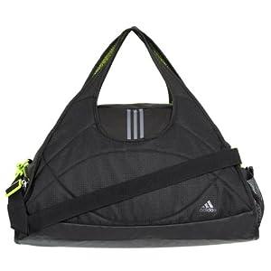 adidas Women's Ultimate Club Bag, Black/Electricity, 12 x 21 x 8-Inch