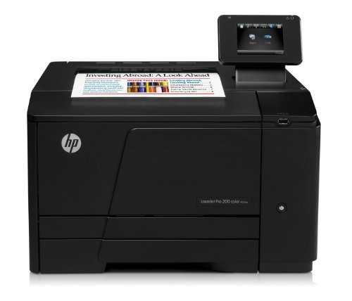 Buy Cheap Hewlett Packard LaserJet PRO 200 Color M251NW Wireless Printer