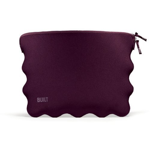 Built E-LB13-BRY 12-Inch - 13-Inch Bumper Laptop Sleeve (Black Raspberry)