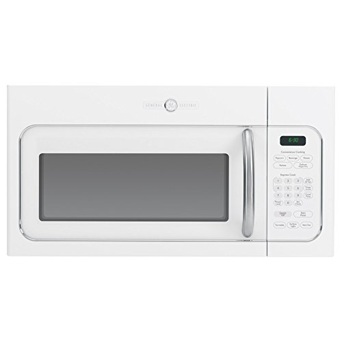 GE AVM4160DFWS Artistry 1.6 Cu. Ft. White Over-the-Range Microwave (Built In Microwave White compare prices)