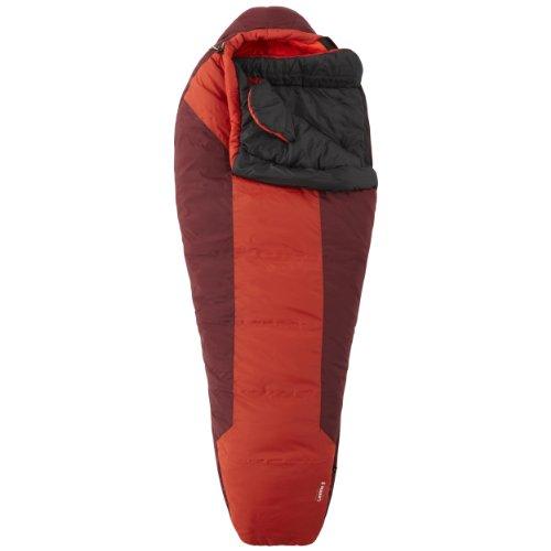 Mountain Hardwear Lamina 0 Sleeping Bag Russet Orange Long / Left Zip