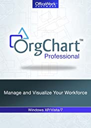 OrgChart Profession v6 250 Charting Limit [Download]