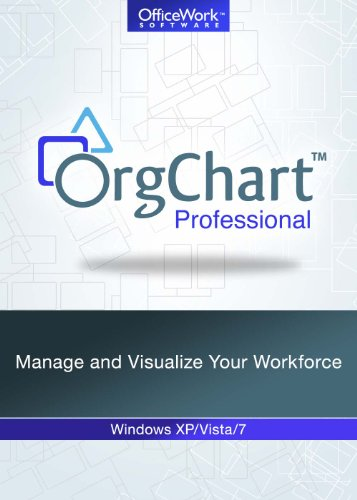 OrgChart Profession v6 50 Charting Limit [Download] (Org Chart compare prices)