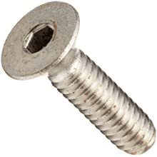 Stainless Steel Socket Cap Screw, Flat Head, Hex Socket Drive