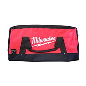 milwaukee 24 quot heavy duty soft contractor bag tool bags
