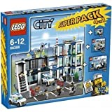 Lego City 66388 Police Super Pack 4 in 1