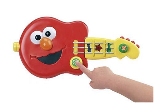 2-in-1 Giggle Guitar - 1
