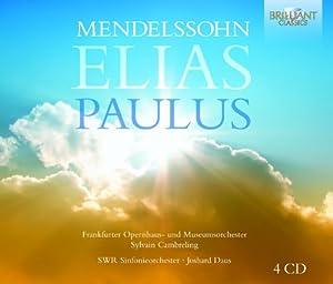 Mendelssohn Elias & Paulus