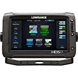 Lowrance HDS-9 Gen2 Touch Insight w/ 83/200 and LSS-2 Transom Mount Transducers