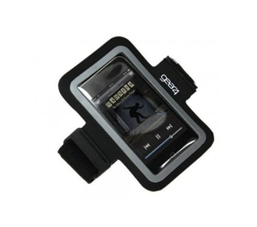 Housse Sports armband PG669 - noir  pour iPod touch 3G