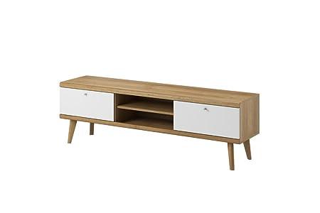 Juego de muebles de salón PRIMO - estilo nórdico (Mueble TV 160 PRIMO)