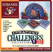 Strategy Challenges Collection 1 Jewel Case  Old VersionB000063SCW