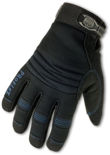 ProFlex 817 Thermal Utility Glove, Black, Large