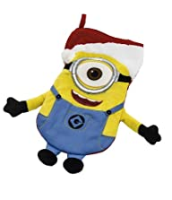 Kurt Adler Despicable Me Minion Plush…