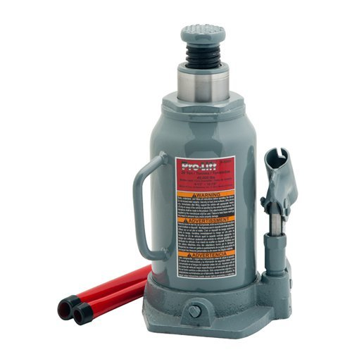 Pro-Lift B-020D Grey Hydraulic Bottle Jack - 20 Ton Capacity (Air Operated Jack compare prices)