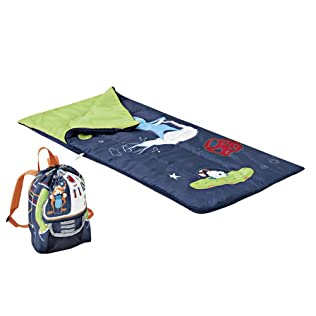 Indoor Space Slumber Party Pack - Blue
