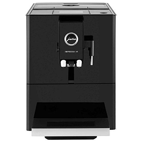 Jura A9 Automatic Coffee Machine, Black