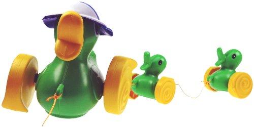 Imagen 1 de Funskool Preschool Wiggler Duck