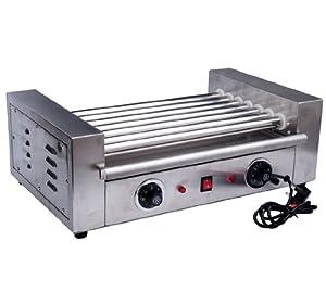Best Electric Hot Dog Broiler