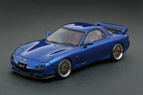 ignition model 1/43 マツダ RX-7 タイプRS FD3S ブルー