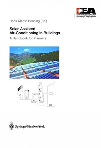 Solar Assisted Air-Conditioning in Buildings