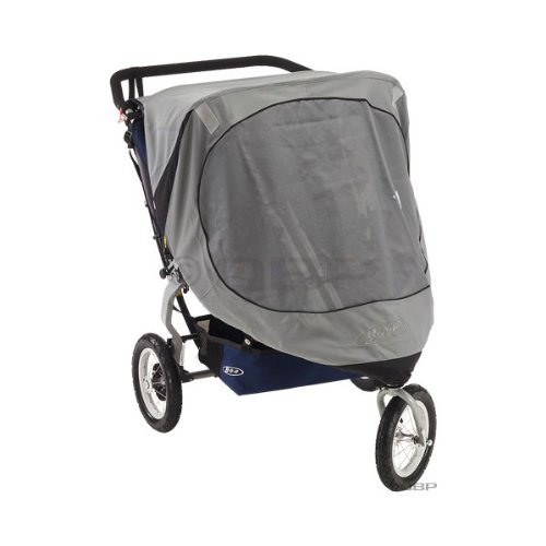 BOB Sun Shield For Duallie Sport Utility Strollers