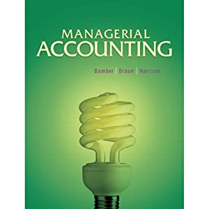 VangoNotes for Managerial Accounting, 1/e | [Linda S. Bamber, Karen Braun, Walter T. Harrison Jr.]
